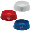 Plastic Pet Bowls with Custom Promotional Imprint