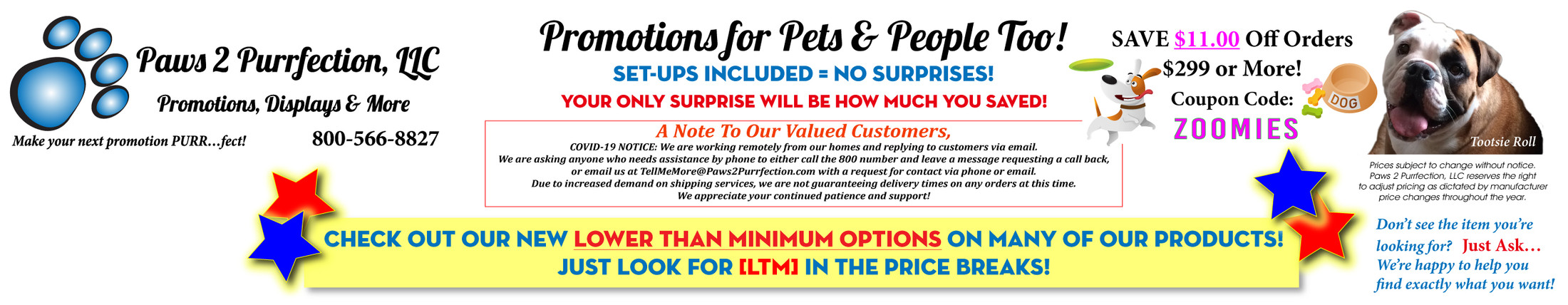 Paws 2 Purrfection, LLC
