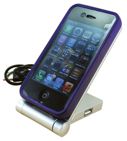 Promotional Cell Phone USB Charging Station