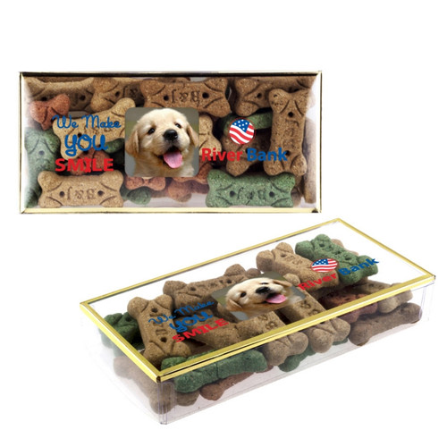 Promotional Dog Treat Gift Boxes