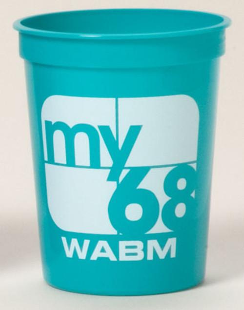 Custom Printed Reusable Stadium Cups - Smooth