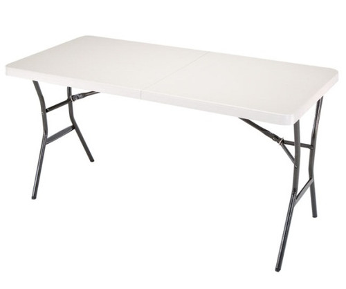 5' Bi-Fold Display Table with Carry Handle
