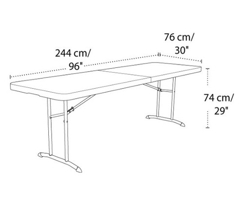 Bi Fold Trade Show Display Tables Promotional Items