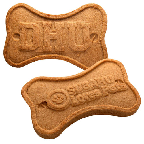 All Natural Custom 3D Logo Dog Treats