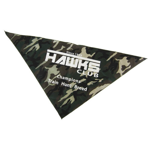 Camouflage Doggie Bandanas with Custom Logo
