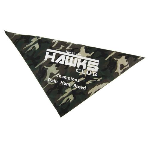 Camouflage Doggie Bandanas with Custom Logo