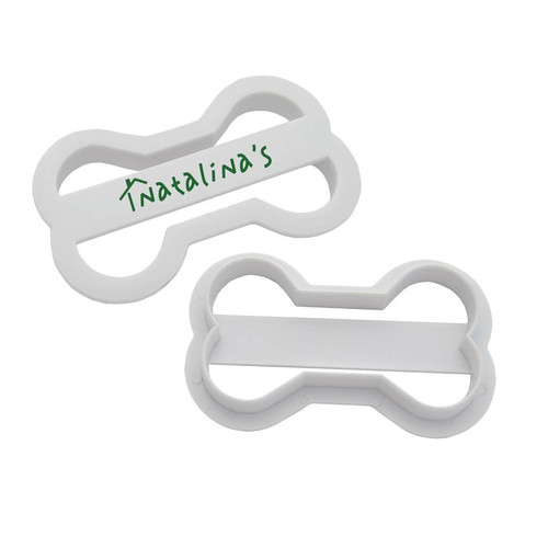 Promotional Dog Bone Shaped Cookie Cutter