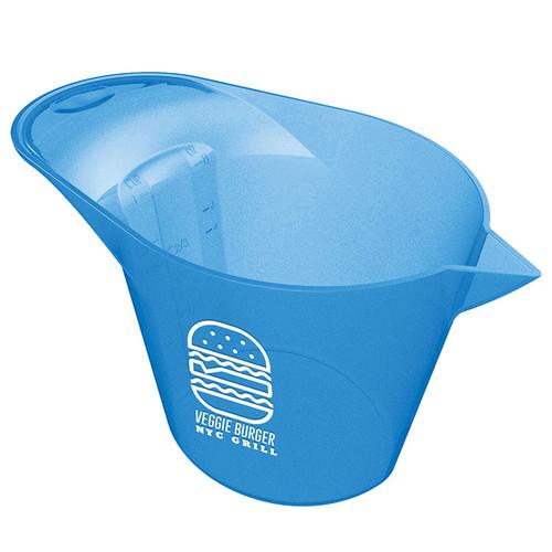 Promotional Pet Food Measuring Scoop - Blue