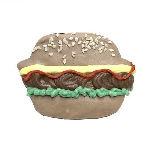 Burger Dog Cookies (Case of 12 Treats)