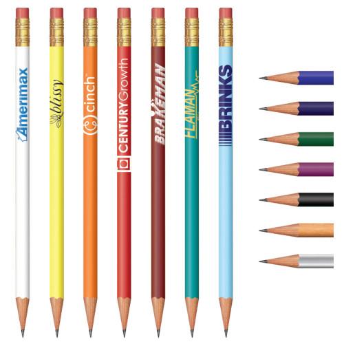 Promotional Round Pencils