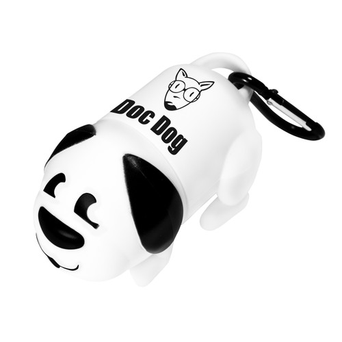 Puppy Shaped Waste Bag Dispensers - Dog Shaped Custom Promos