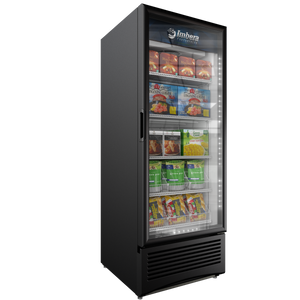 VFS-24 Black Freezer w 2 Baskets