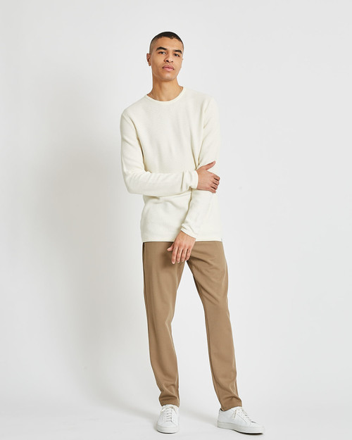 Reiswood 2.0 Jumper Ivory