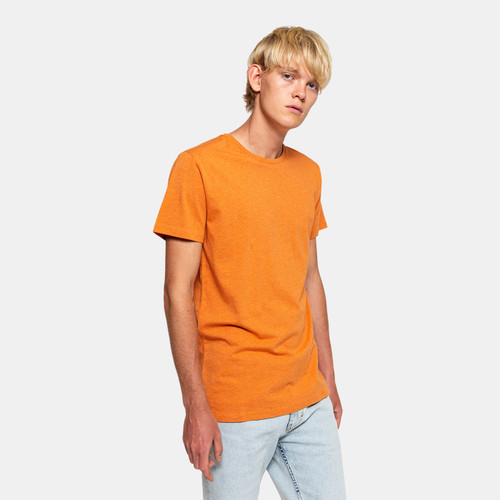 Arne T-Shirt Orange Melange