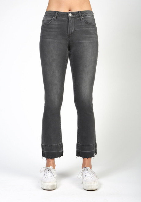 London Crop Denim Iron