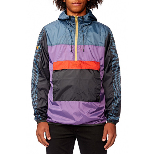 COF Packable Jacket Dusty Grape