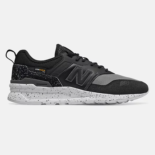 997H Spring Hike Trail Black/White/Grey