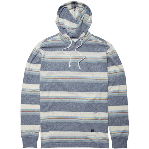 The Tube Pullover Hoodie Breaker Blue Heather