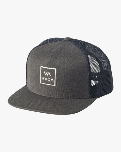 VA All The Way Trucker Charcoal Grey