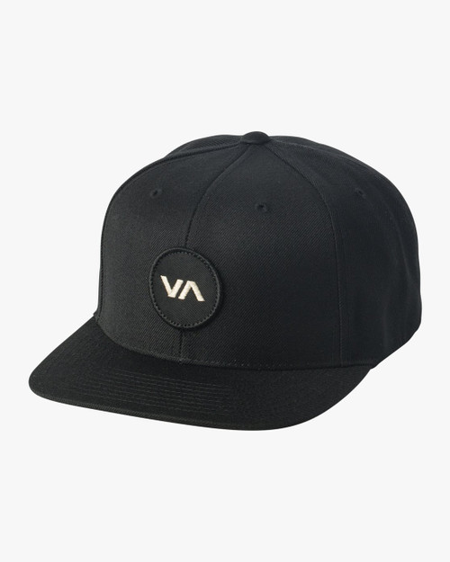 VA Patch Snapback Black