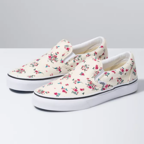 Classic Slip On Ditsy Floral