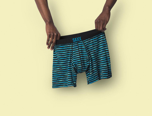 Vibe Boxer Brief Black Space Hiker