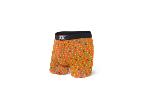 Vibe Boxer Brief Orange The Good Fat