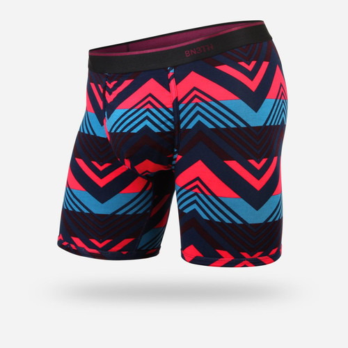 Classic Boxer Brief Print Aztec Sequoia