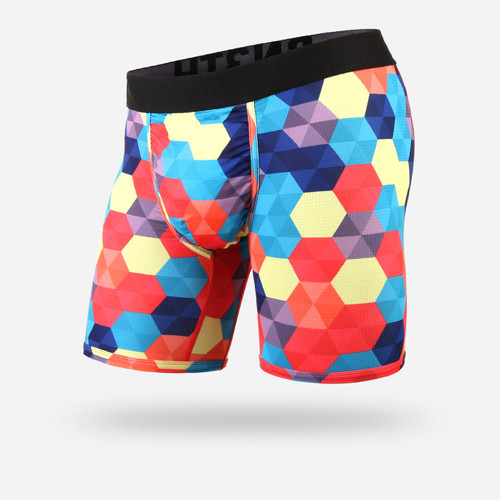 Entourage Boxer Brief Hive Multi