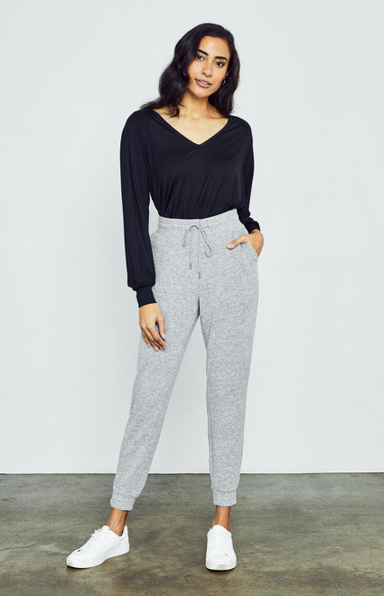 Lawrence Pant Heather Grey