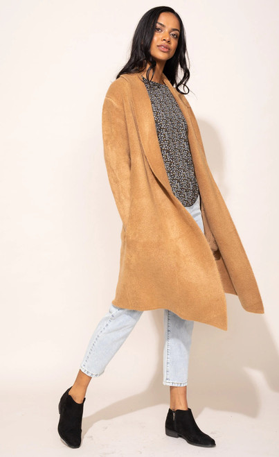 The Stockport Jacket Brown