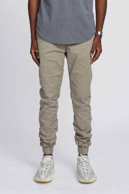 Chino Jogger 2.0 Taupe