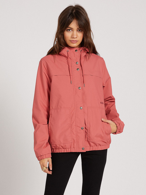 Enemy Stone Jacket Dusk Red