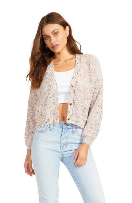 Golden Hour Cardigan Multi