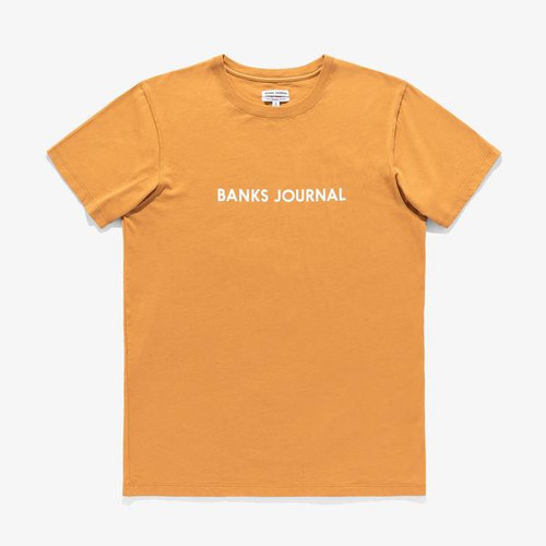 Label Classic T-Shirt Toffee
