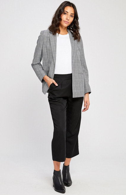 Atlanta Blazer Grey Check