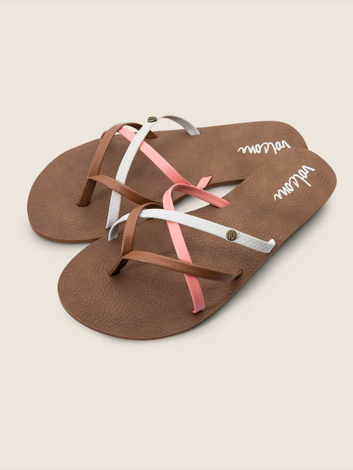 New School Sandal Coral