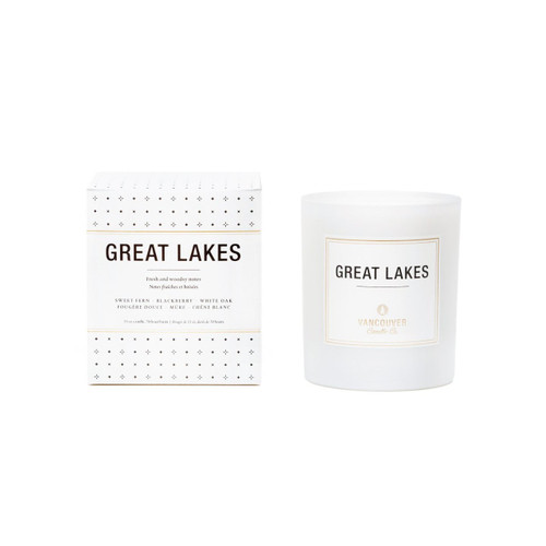 Great Lakes Candle