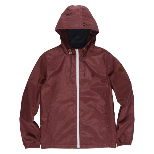 Alder Jacket Oxblood Heather