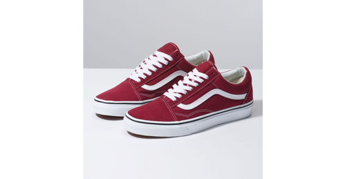 Old Skool Rumba Red