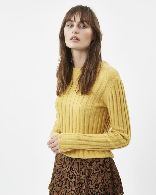 Basta Jumper Misted Yellow