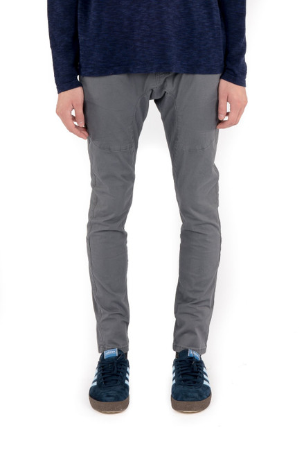 Chino Trouser 2.0 Charcoal