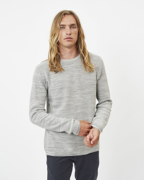 Reiswood 2.0 Jumper Light Grey Melange