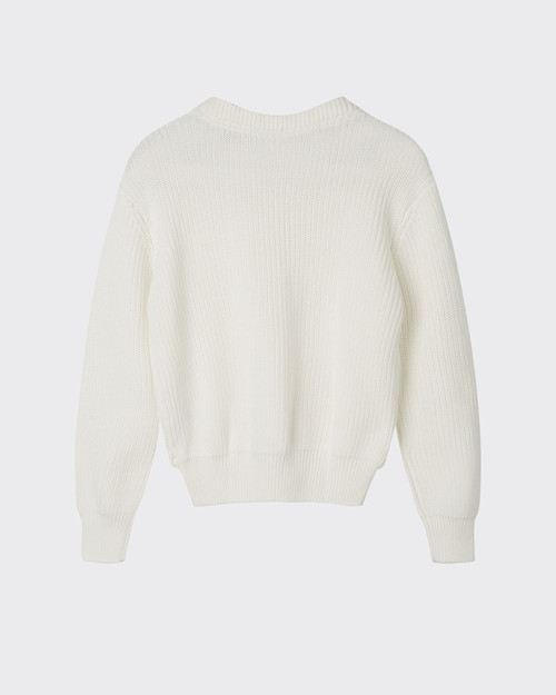 Mikala Jumper Broken White