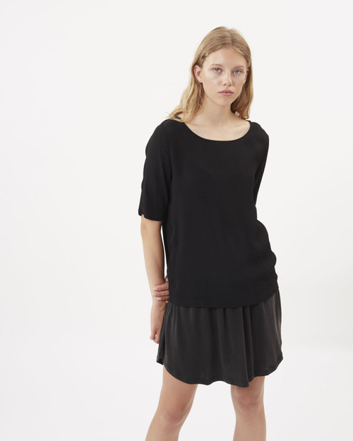 Elvire Blouse Black