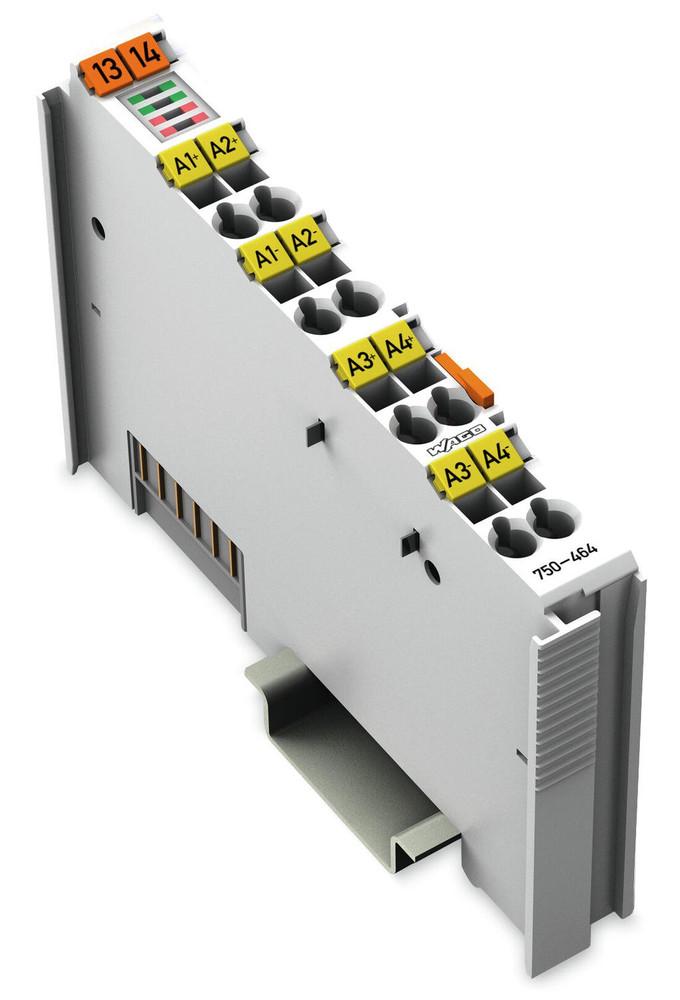 WAGO 4-channel RTD Input