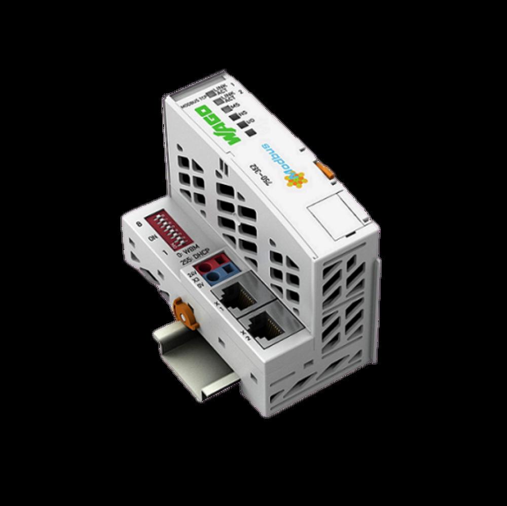 WAGO Fieldbus Coupler Modbus TCP; 4th generation