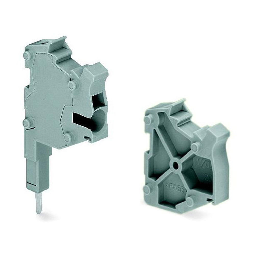 WAGO modular connector, 1 pole, 24A