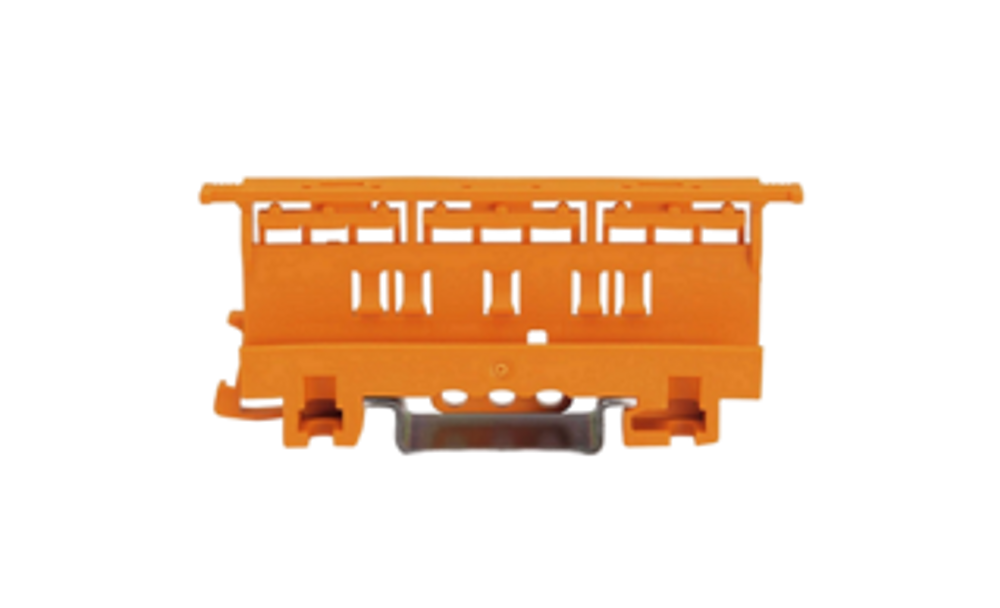 WAGO mounting carrier for 221 connectors