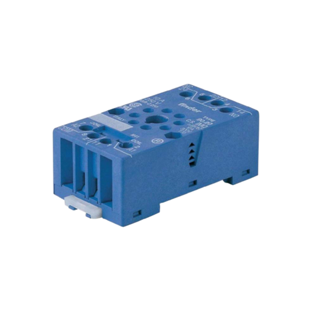 FINDER 90 Series 3Pole 11Pin Relay Base